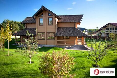 Деревянный дом под ключ 380м2, на участке 20.9 соток, 33 км от МКАД. - Фото 3