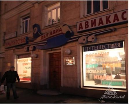 Аренда офис г. Москва, м. Сокол, пр-кт. Ленинградский, 67, корп. 1 - Фото 4