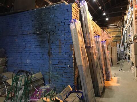 Отапливаемый склад ангар 455 м - Фото 2