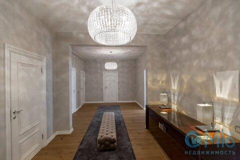 Продается стильная видовая трехкомнатная квартира - Фото 1