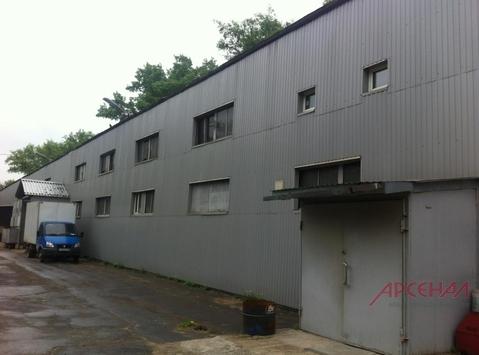 Здание склада на Алексеевской - Фото 2