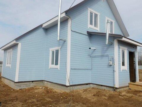 Жилой дом «под ключ» Прописка ПМЖ Магистральный газ Балабановолаба - Фото 1