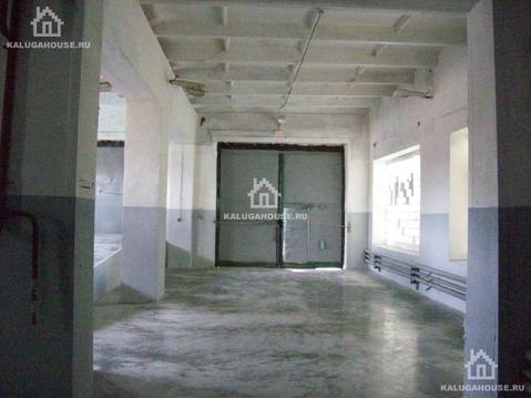 Аренда склада, Калуга, Ул. Баженова - Фото 2