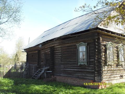 Дом 30,8 м2 в дер. Поречье Калязинского района Тверской области - Фото 2