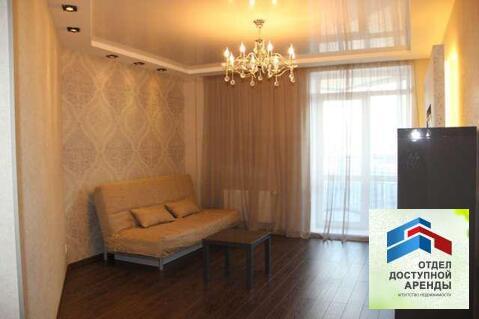 Квартира ул. Сибирская 46, Аренда квартир в Новосибирске, ID объекта - 317433748 - Фото 1