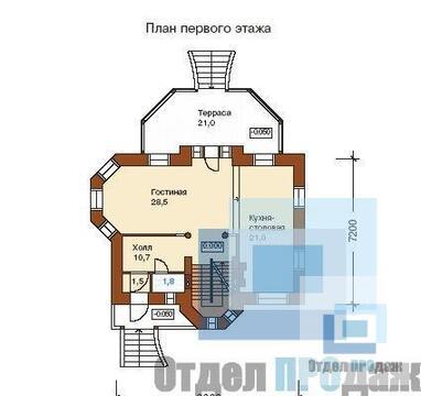 Продажа дома, Новосибирск, м. Заельцовская, Ул. 4-я Андреевская - Фото 5