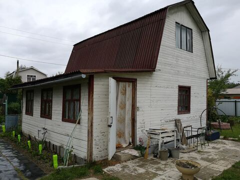 Деревянный дачный дом 84 км от МКАД Ступинский район, СНТ в черте г - Фото 4