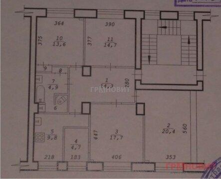 Продажа квартиры, Новосибирск, Ул. Котовского - Фото 1