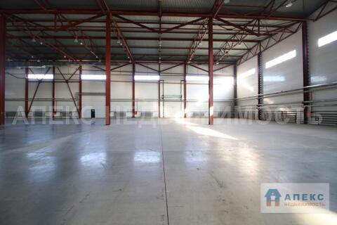 Аренда помещения пл. 6051 м2 под склад, аптечный склад, пищевое . - Фото 1