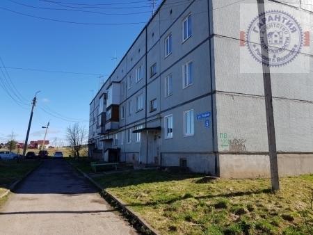 Продажа квартиры, Стризнево, Вологодский район, Ул. Новая - Фото 1