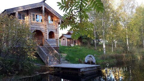 Аренда дома посуточно, Прионежский район - Фото 1