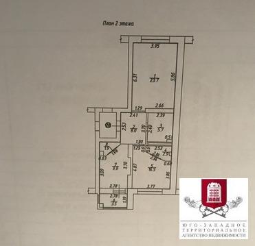 Продажа 2-комн. квартиры, 72 м2, этаж 2 из 7 - Фото 4