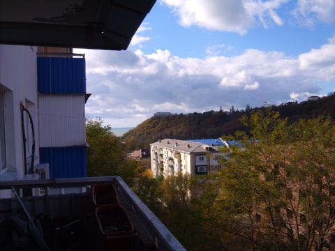 Квартира на берегу Чёрного моря, в Шепси - Фото 5