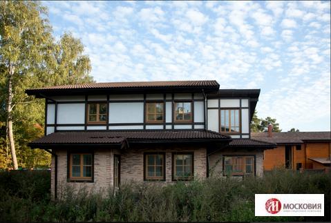 Загородный дом 237 кв.м, 40 км от МКАД Симферопольское шоссе - Фото 4