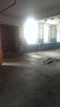 Сдам производственно-склаское помещение (тёплое, чистое) - Фото 1