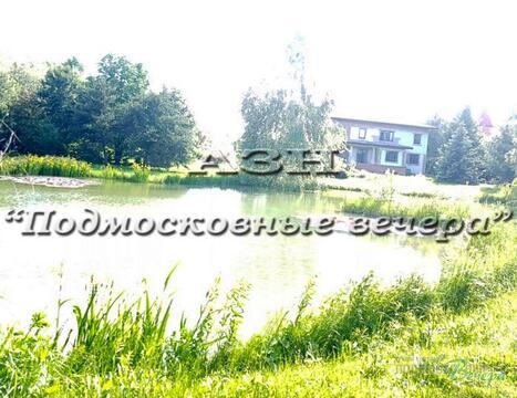 Рублево-Успенское ш. 18 км от МКАД, Солослово, Участок 80 сот. - Фото 2