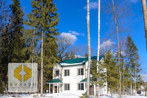Дом 180 кв.м, участок 14 сот. Одинцовский р-н, д. Супонево, ИЖС - Фото 3