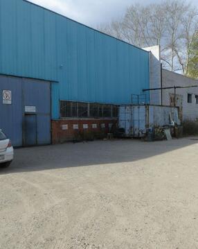 Продаю производственное помещение с земельным участком - Фото 1