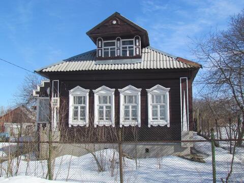 Добротный дом в городе Струнино, р-н «Отрада» - Фото 1