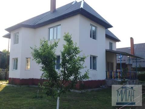 Стильный дом на 30 сотках в Монино. - Фото 1