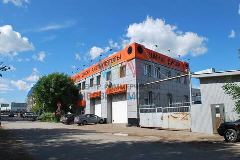 Аренда склада, Уфа, Уфимское шоссе ул - Фото 1