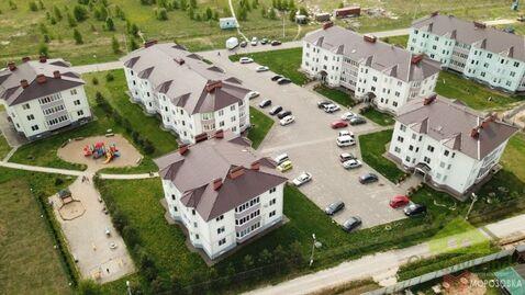 2 комнатная квартира у г.Чехов в ЖК Морозовка - Фото 3