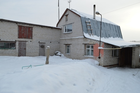 Дом, п.Казённая Заимка - Фото 2