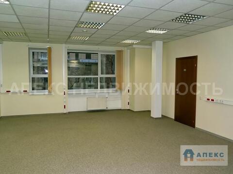 Аренда помещения 635 м2 под офис, м. Савеловская в бизнес-центре . - Фото 1