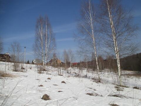 Участок, Дмитровское ш, Ярославское ш, 43 км от МКАД, Благовещенское . - Фото 3