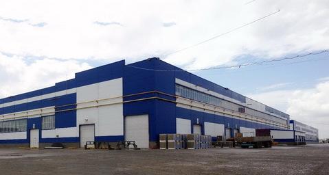 Продам производственно-складской комплекс 60 632 кв. м - Фото 1