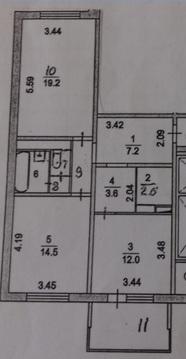 Продажа 2 комнатной квартиры Подольск Литейная 44а - Фото 2