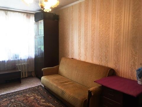 Комната общ.пл 18 кв.м. на 2/5 кирп.дома в г.Струнино - Фото 1