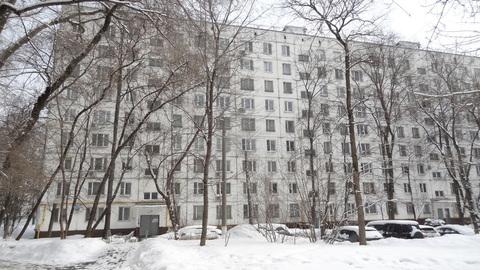 Двухкомнатная Квартира Москва, улица Судостроительная, д.8, корп.2, . - Фото 1