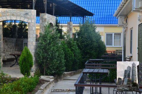 Пансионат располагается на берегу моря горного Крыма - Фото 4