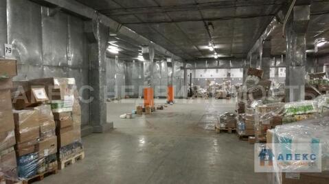 Аренда помещения пл. 1150 м2 под склад, холодильный склад м. Царицыно . - Фото 5