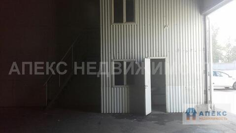 Аренда помещения пл. 1000 м2 под склад, м. Каширская в складском . - Фото 5