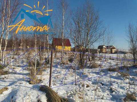 Маленький участок в центре села Тростье Жуковского района. - Фото 1