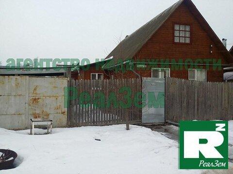 Дом 100 кв.м, ПМЖ, со всеми коммуникациями. в городе Балабаново - Фото 1