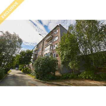 Продажа 3-к квартиры на 5/5 этаже на ул. Жуковского, д. 12 - Фото 2
