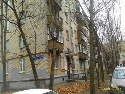 Продажа квартиры, м. Кунцевская, Ул. Ивана Франко - Фото 1