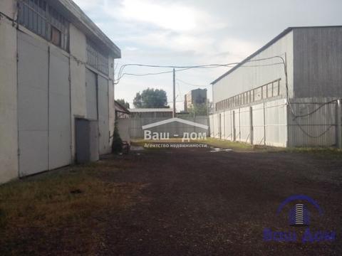 База-производственно складской комплекс