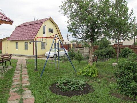 Чудесная дача-усадьба в СНТ Черемшанка (за Емельяново) - Фото 1