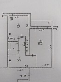 Продажа квартиры, Бегуницы, Волосовский район, 25 - Фото 2