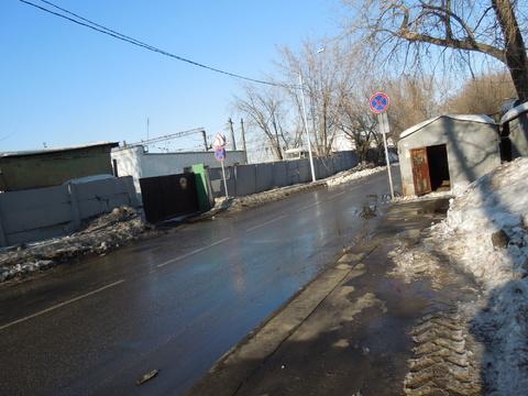 Продаю гараж за ненадобностью метро павелецкая улица железнодорожный - Фото 1