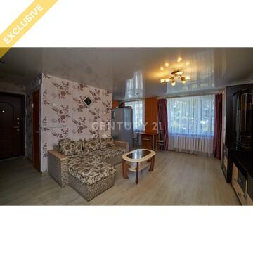 Продажа 3-к квартиры на 1/4 этаже на ул. Фрунзе, д. 6 - Фото 1