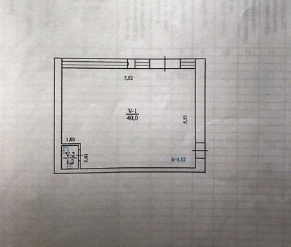 Срочная Продажа торгового помещения 42 м2 в отдельно стоящем здании. - Фото 4