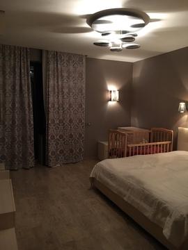 Толстого 14а 3 комнатная элитная квартира ЖК Суворовский паркинг - Фото 4