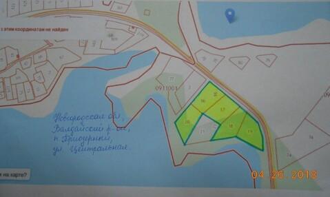 Продажа земельного участка в поселке Приозерный Валдайского района - Фото 2