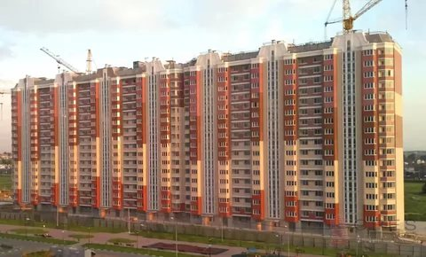 2 к.кв. г. Домодедово, Домодедово парк корпус 209 - Фото 2