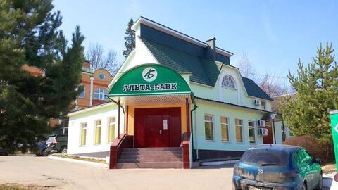 Здание коммерческого банка в центре Волоколамска на ул. Пролетарская - Фото 2